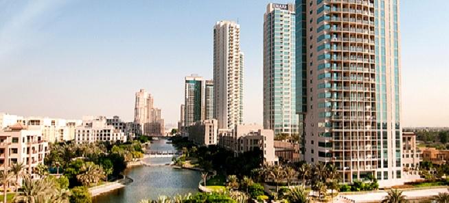Greens - Al Jaz Dubai Views - Al Ghaf - Al Nakheel