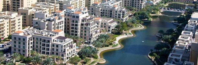 Greens Dubai - Travo Arno Turia Apartment