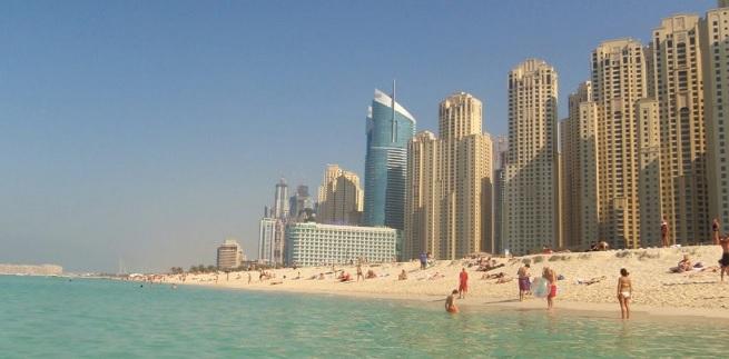 JBR Jumeirah Beach Residences - Beach