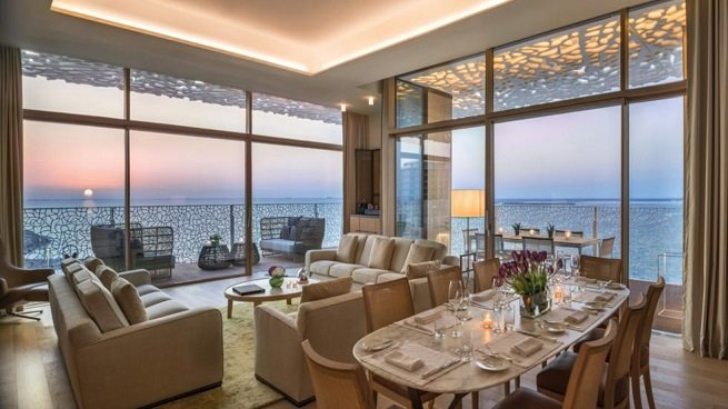 Luxury Resort in Dubai - Bvlgari Resort Dubai - Jumeirah Bay