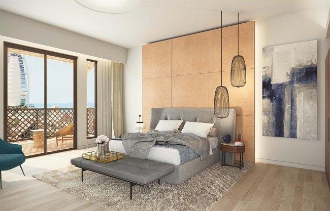 Madinat Jumeirah Living Building Interior