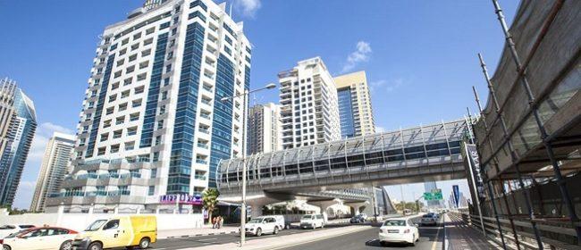 Marina Diamond Apartment for Rent