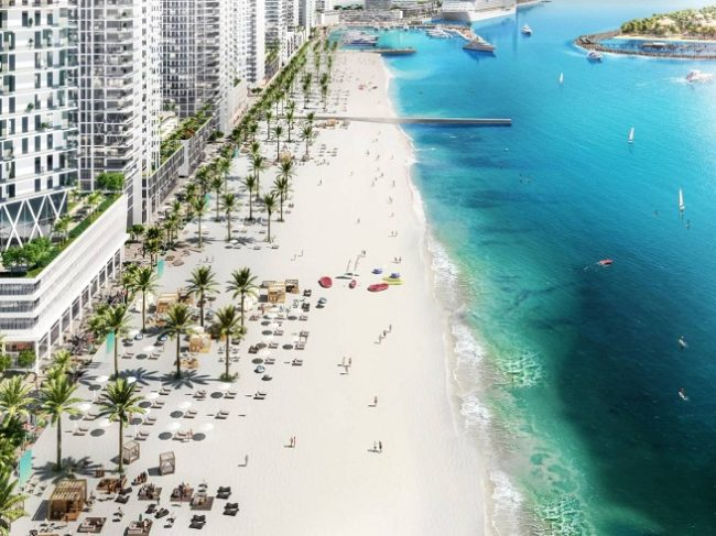 Sunrise Bay at Beach Front by Emaar Apartments for Sale
