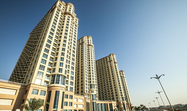 The Crescent Tower International Media and Production Zone IMPZ - DAMAC