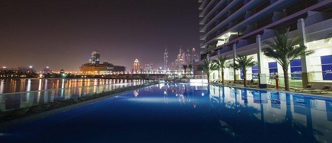 Azure Residences at Palm Jumeirah by Nakheel - Swimming Pool