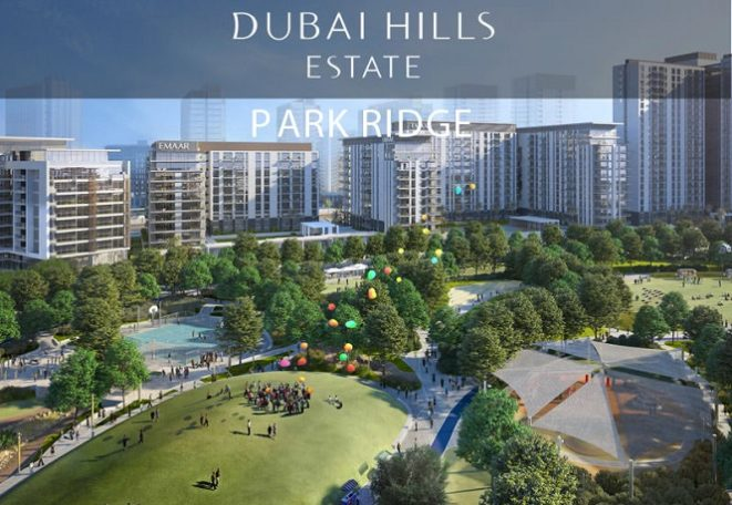 Dubai Hills Estate - Park Ridge - Emaar