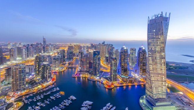 Dubai Marina Overview