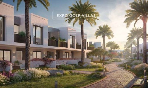 Expo Golf Villas at Dubai South by Emaar - Phase 2 Villas