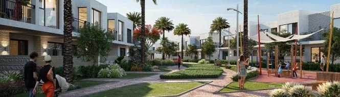 Golf Villas at Dubai South by Emaar -Community