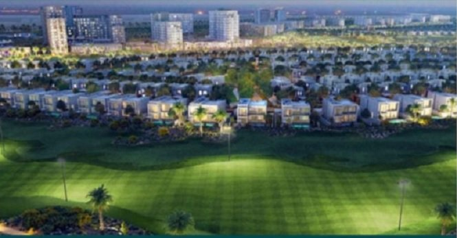 Golf Villas at Dubai South by Emaar