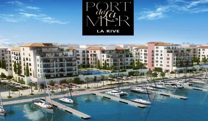 La Rive in Port de La Mer by Meraas Phase 2 Apartments Featured