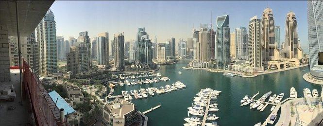 Marina Gate 1 Dubai - View