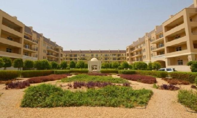 Motor City Sherlock House Apartment for Sale Dubai
