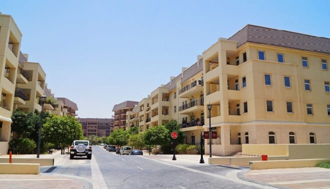Motor City Sherlock House Apartment for Sale - Dubai