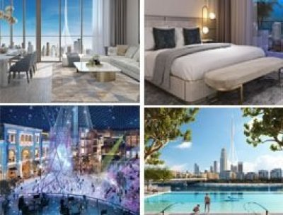 Palace Residences Address Hotels and Resorts Dubai Creek Harbour Amenities-