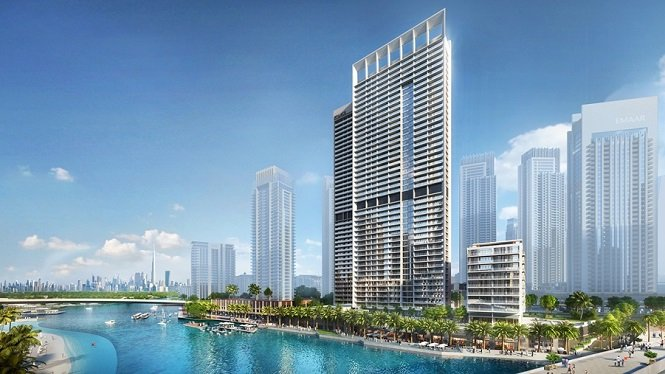 Palace Residences at Dubai Creek Harbour by Address Hotels and Resorts