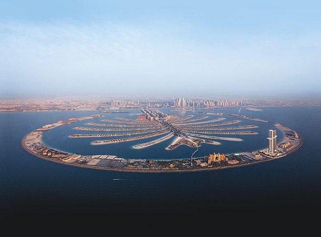 Palm Jumeirah Island by Nakheel