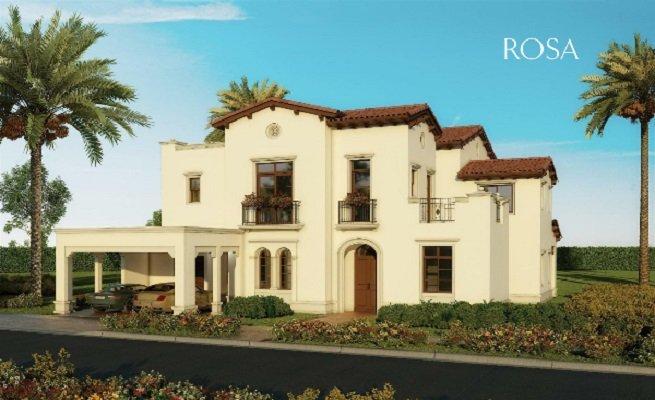 Rosa Villa Arabian Ranches by Emaar Dubai