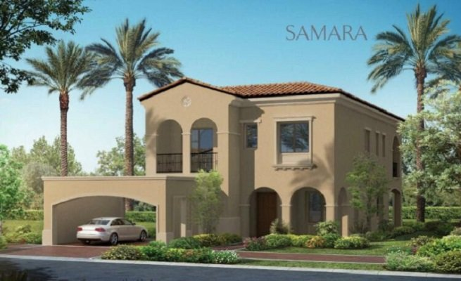 Samara Villa Arabian Ranches by Emaar Dubai