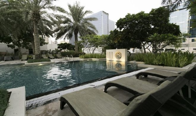 South Ridge Downtown Dubai Emaar Apartment - Swimming Pool