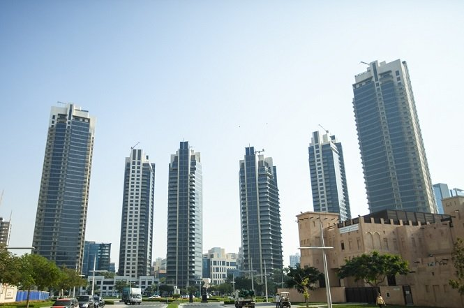 South Ridge Downtown Dubai Emaar Apartment