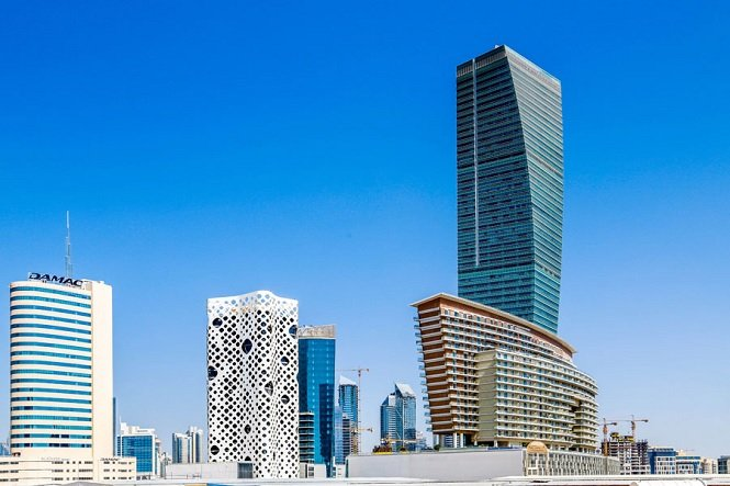 Ubora Towers - Dubai Business Bay - Apartment - Office
