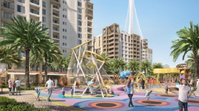 Bayshore at Creek Beach - Dubai - Amenities