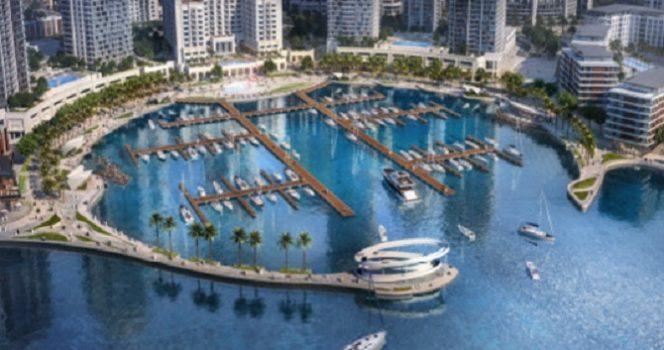 Creek Marina - Dubai