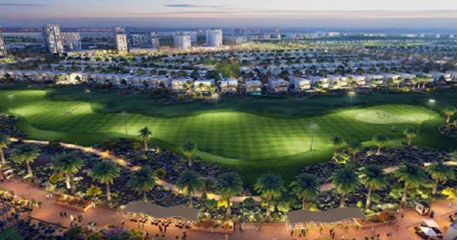 Expo Golf Villas Phase III by Emaar - Golf Course