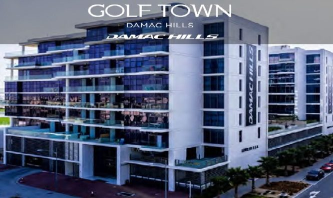 Golf Town at Damac Hills by Damac Properties