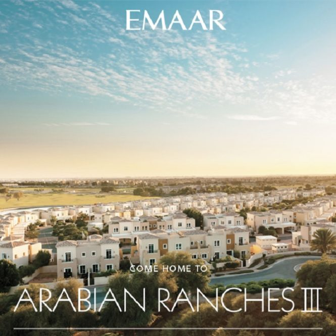 Arabian Ranches III by Emaar