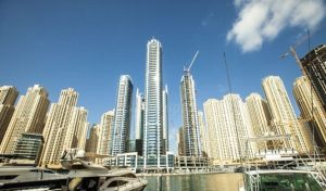 Bay Central Tower Dubai Marina - Featured