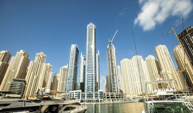 Bay Central Tower Dubai Marina - Featured