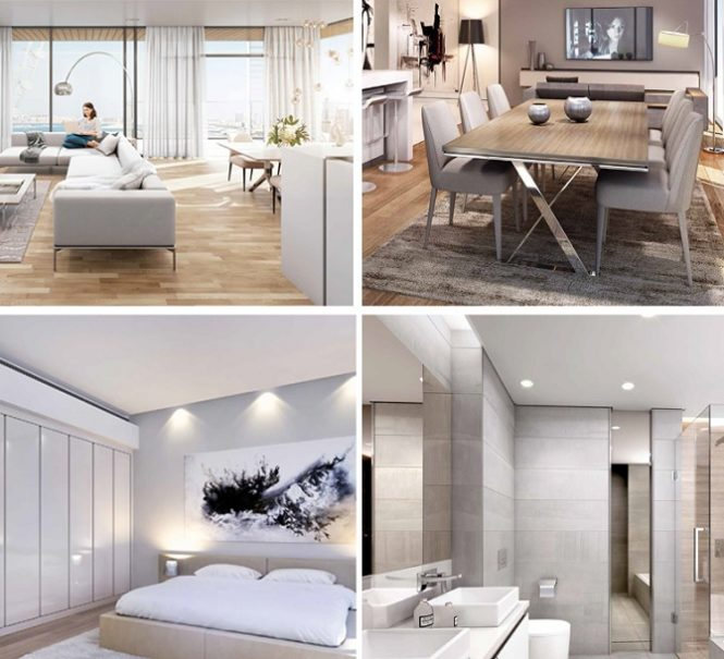 Bluewaters Residences - Meraas Properties - Interior