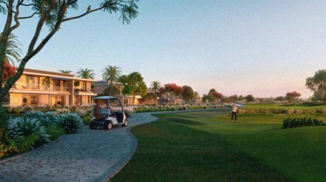 Emaar Majestic Vistas at Dubai Hills Estate Golf Course - The Course