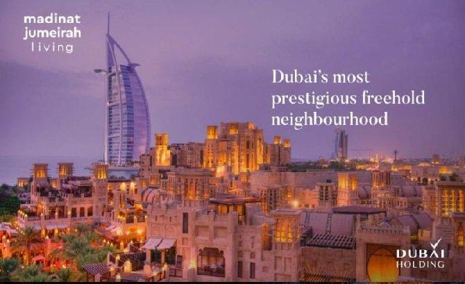 Madinat Jumeirah Living Next to Burj Al Arab