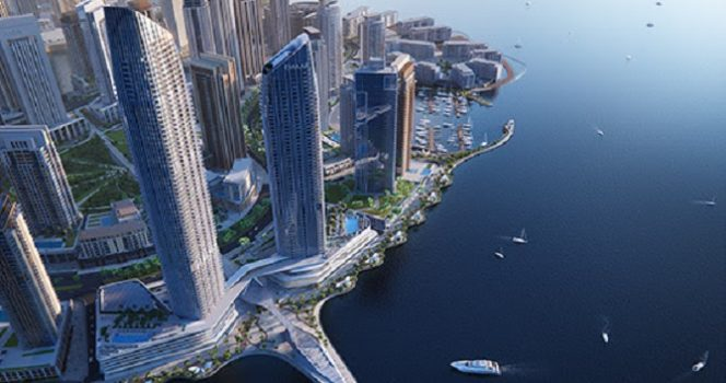 Creek Edge at Dubai Creek Harbour by Emaar - Address