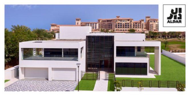 Jawaher Luxury Villas by Aldar Properties Saadiyat Island Abu Dhabi