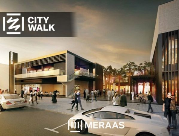City Walk Ready to Move in Apartments