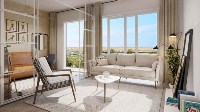 Golfville by Emaar interior