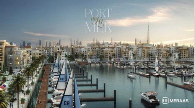 Port De La Mer by Meraas New Building