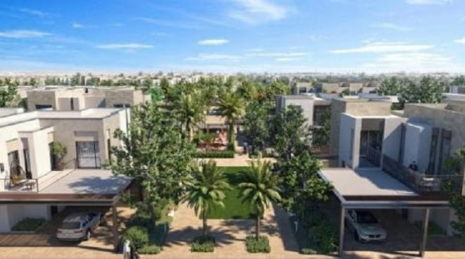 Spring Townhouses at Arabian Ranches by Emaar