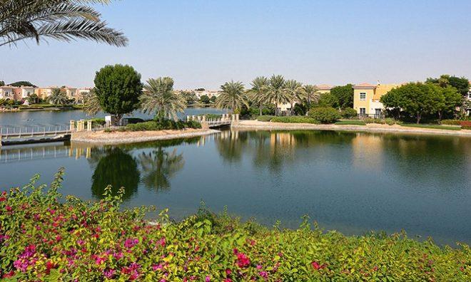 Arabian Ranches Lake