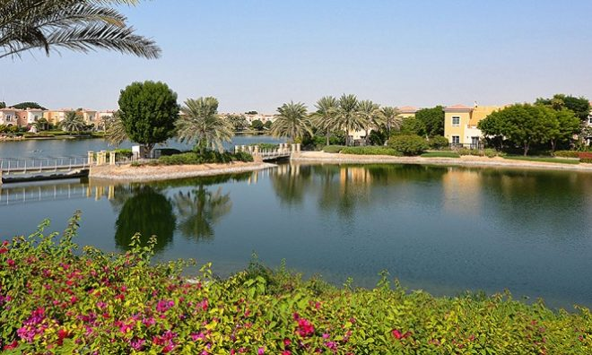 Arabian Ranches Lake