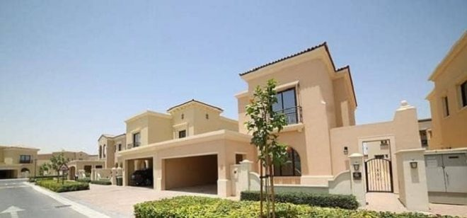 Arabian Ranches Lila Project Street