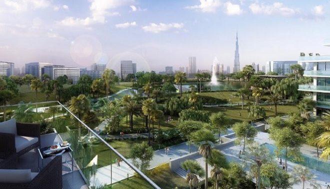 Dubai Hills Estate Apartment by Emaar