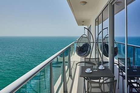 Pacific Al Marjan Island - RAK Ras Al Khaimah - UAE Balcony View