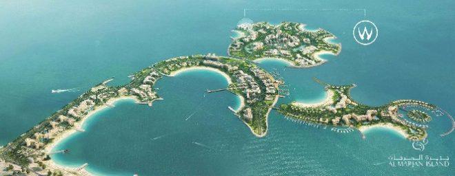 Pacific Al Marjan Island - RAK Ras Al Khaimah - UAE The Island