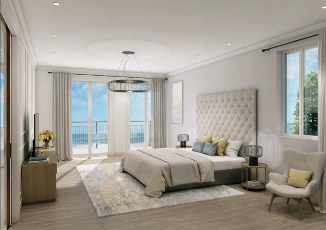 Sur La Mer Townhouses by Meraas in Jumeirah Bedroom