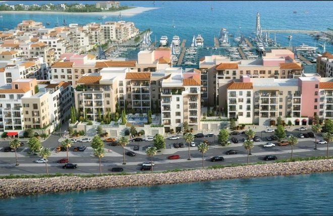 Sur La Mer Townhouses by Meraas in Jumeirah - Overview